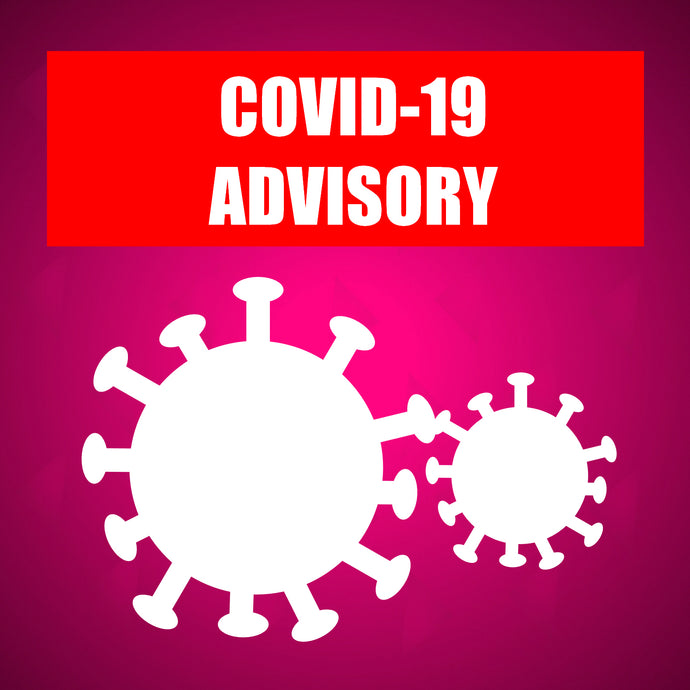 Latest COVID-19 Advisory