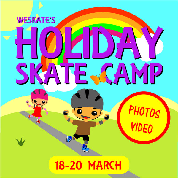 Holiday Skate Camp Photos and Video
