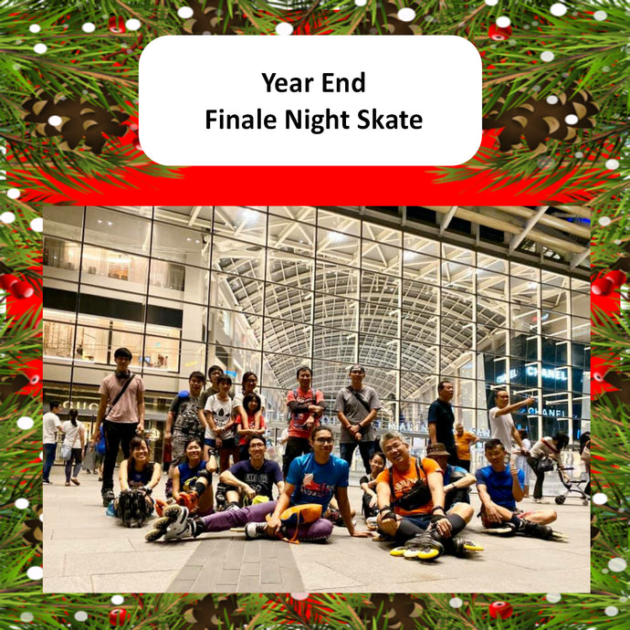 Year End Finale Night Skate Video
