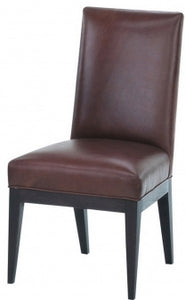 Emily Leather Dining Chair