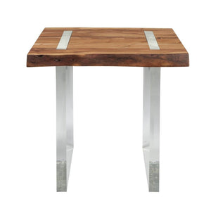 PEEKABOO END TABLE
