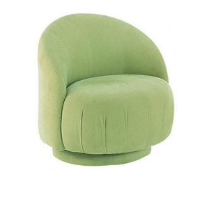 Barrel Swivel Chair