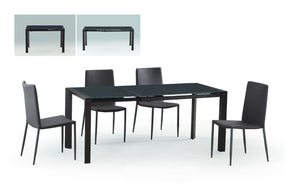 Carbon Extension Dining Table