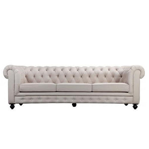 Chester 3 Seater Sofa in Beige