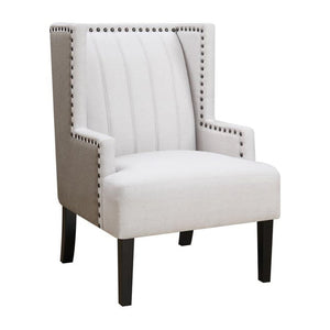 Coaster Accent Chair in Grey