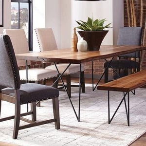 Coaster Modern Dining Table Set