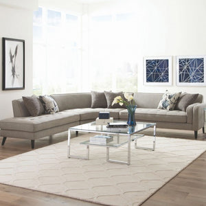 Coaster Sectional