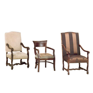 Corbin  Candice and Collete Chairs
