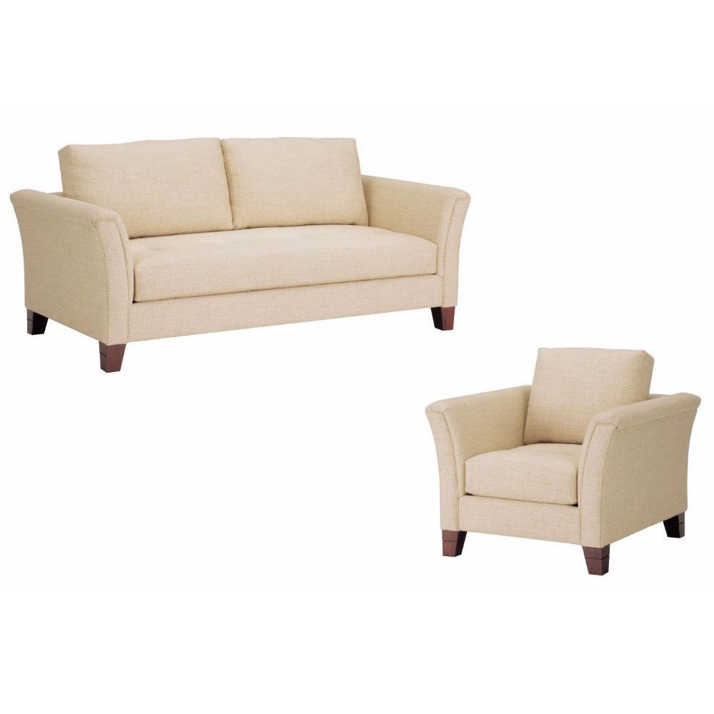 Dillon Sofa Collection in Sand