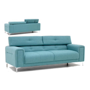 Divide Sofa in Turquoise
