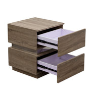 Elle End Table w/Drawers