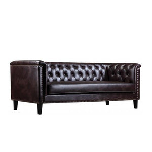 Jameson Sofa in Dark Tobacco