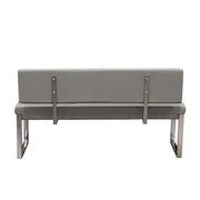 Knox Bench With Back