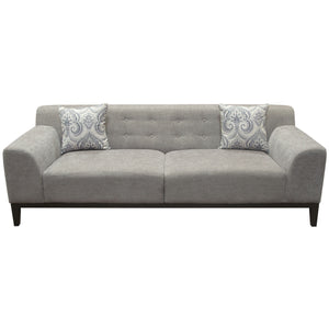 Marquee Sofa, Loveseat and Chair Collection in Light Grey