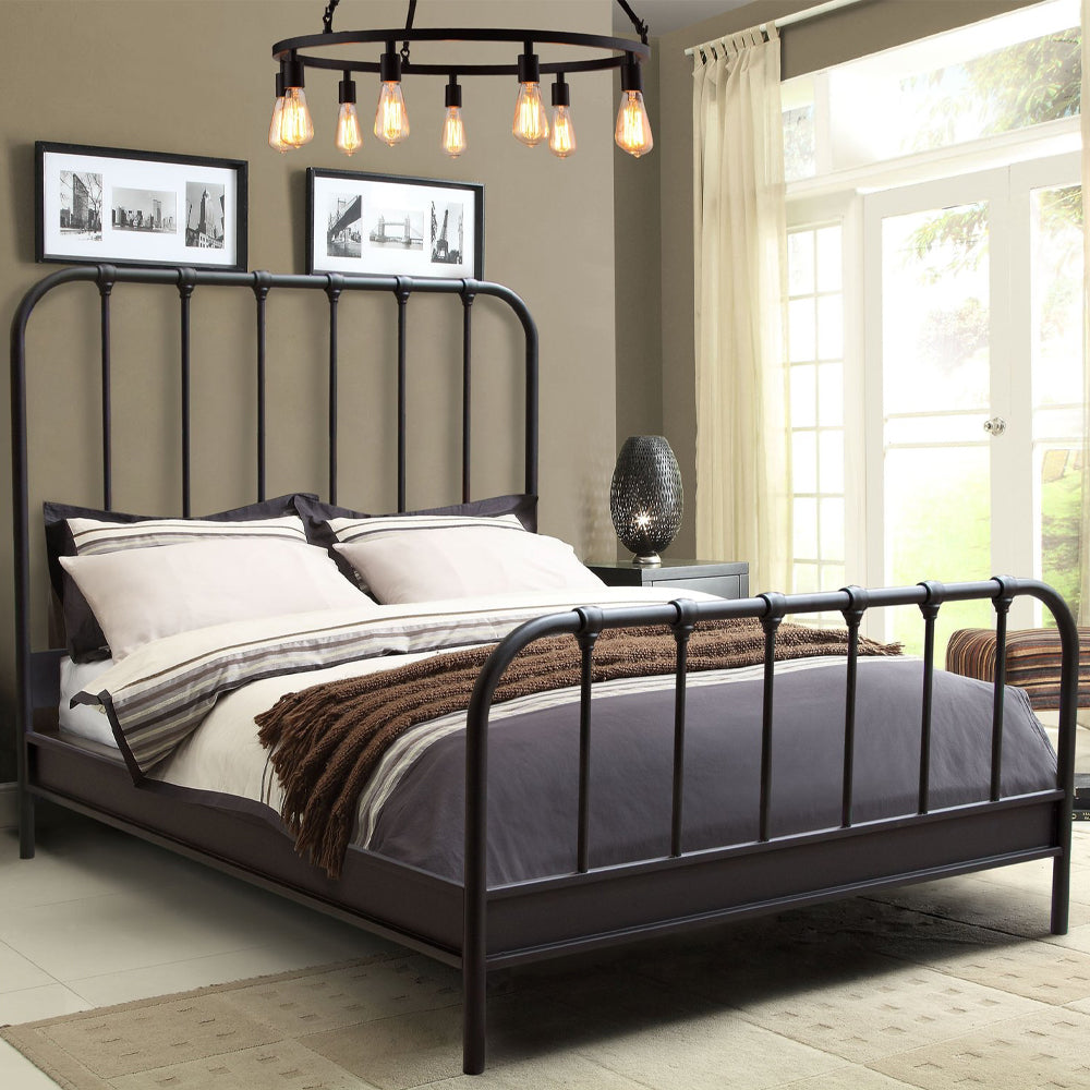 Mateo Low Profile Bed