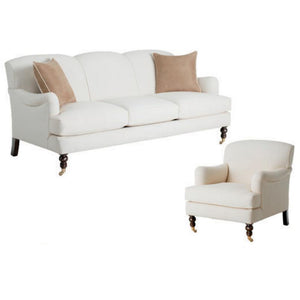 Sullivan Sofa Collection in White