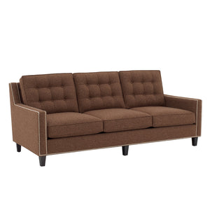Traditions Sofa in Brown