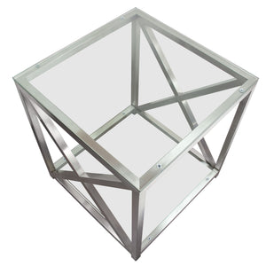 X Factor End Table