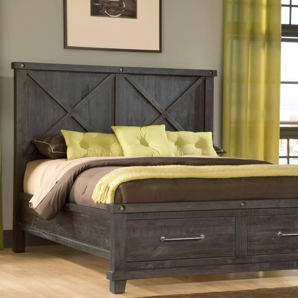 Yosemite Storage Bed