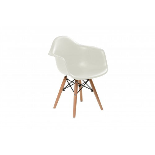 Children Daphney Arm Chair White
