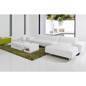 Heidy Coffee Table White
