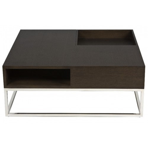 Audrina Coffee Table White