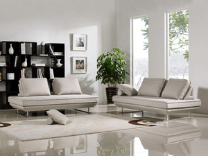 Dolce Sofa Collection in Grey