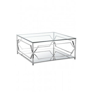 Edward Square Coffee Table