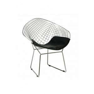 Galaxy Wire Mesh Chair