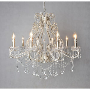 "Isabella Large 31"" Chandelier"