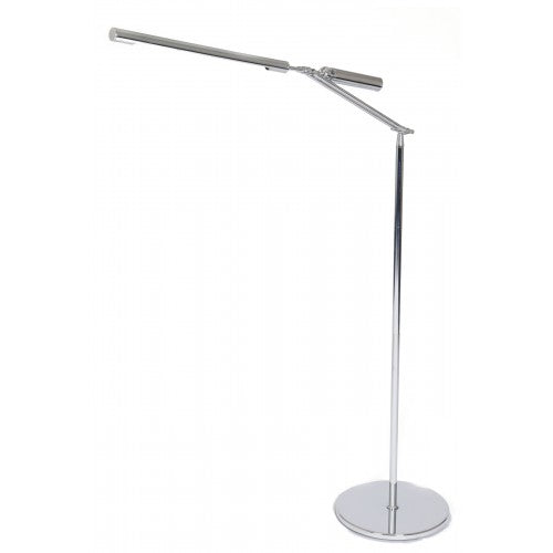 Lisa Floor Lamp Silver