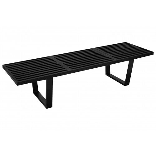 Slat 5 ft Bench