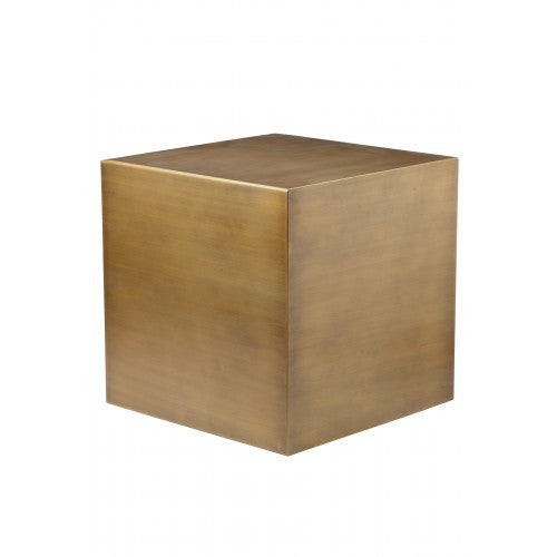Spencer Side Table Brass- 16