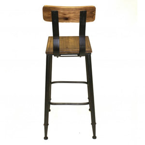Aaron Counter Stool Dark Gray