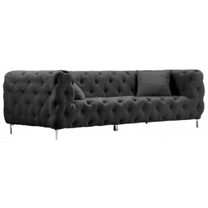 Battista 3 Seater Sofa in Bone