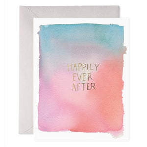 E Frances Greeting Card - Happily Ever After