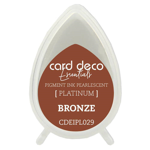 Card Deco Essentials Pearlescent Pigment Ink - Bronze