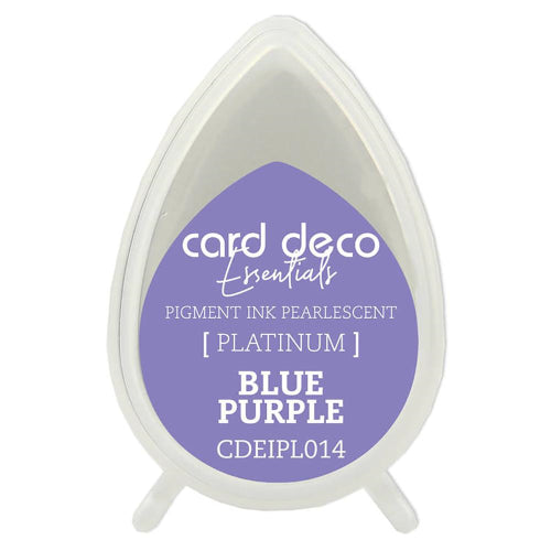 Card Deco Essentials Pearlescent Pigment Ink - Blue Purple