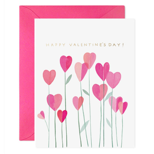 E Frances Greeting Card - Love Grows