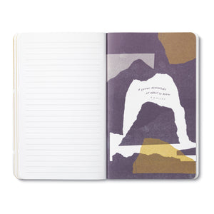 Compendium Write Now Journal - Your Heart Knows the Way