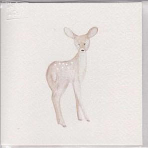 Paper Street Greeting Card - Fawn
