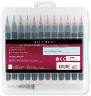 Studio Series - Watercolor Brush Pen Set