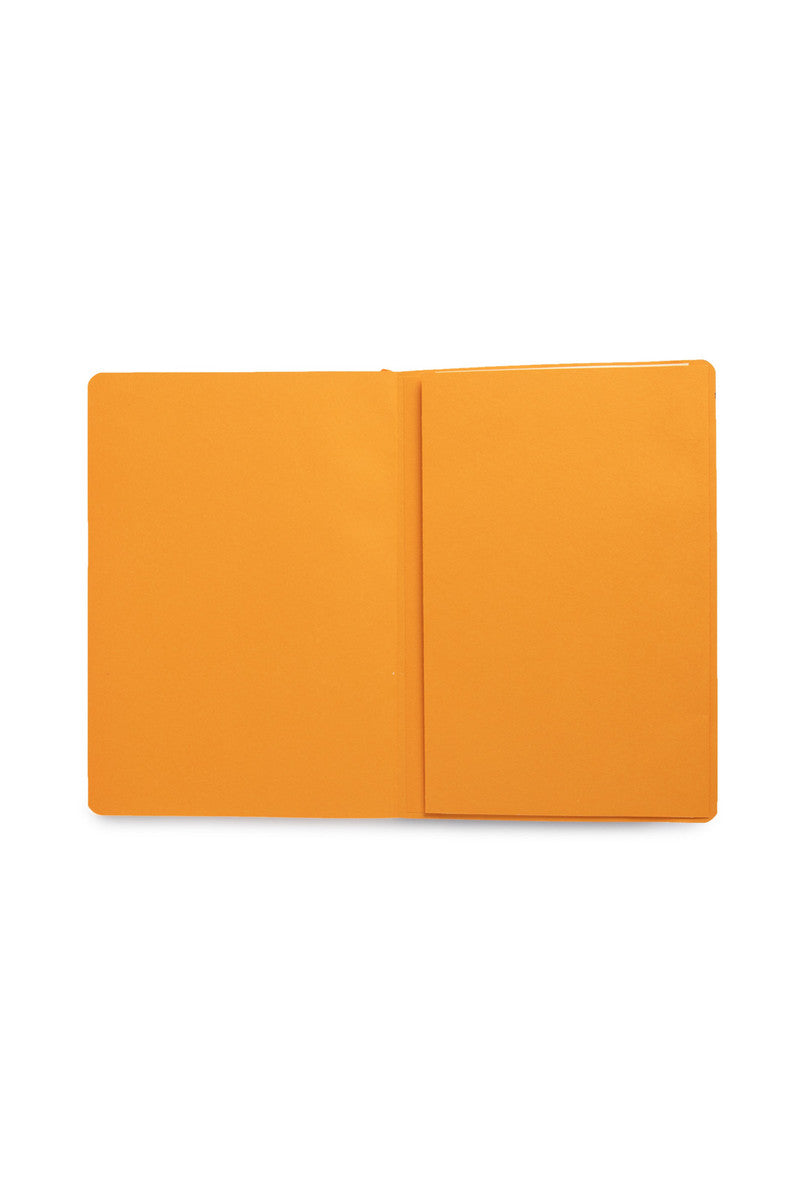 Rhodia Goal Book Soft Cover - Dotted, A5, Black