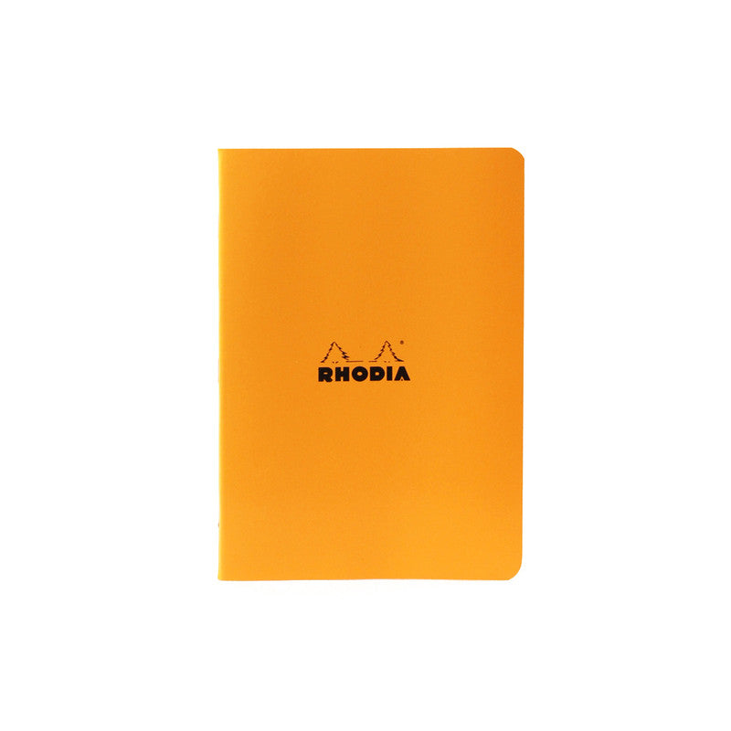 Rhodia Cahier Notebook - Ruled, A5, Orange