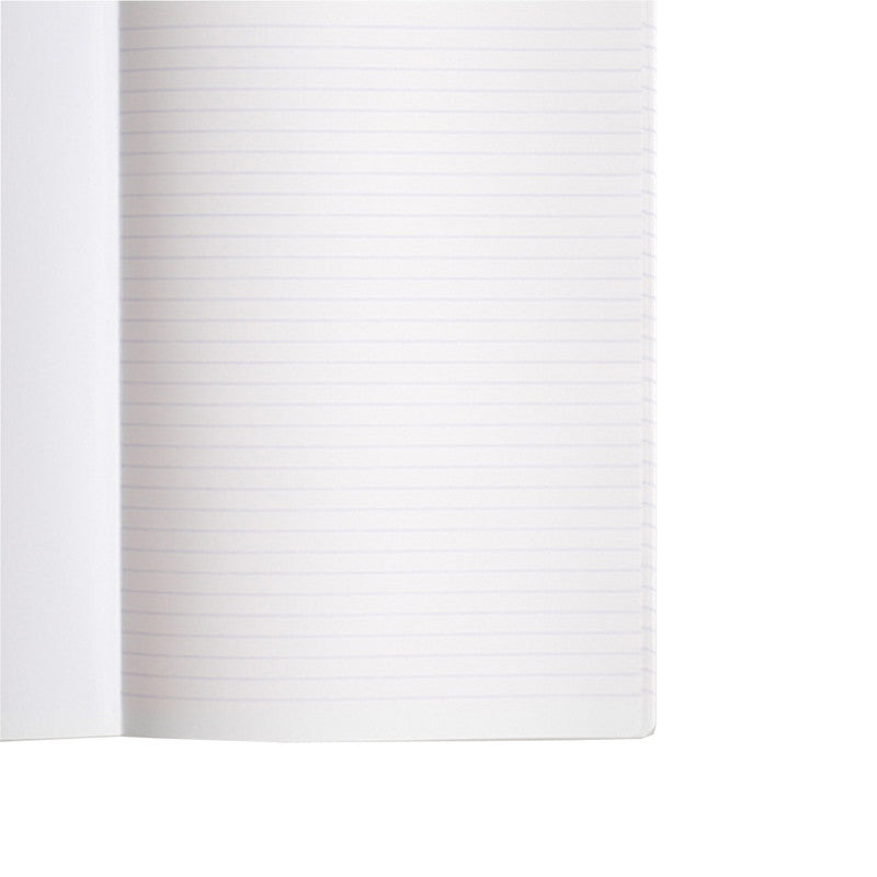 Clairefontaine Clothbound Notebook - A4, Ruled, Black