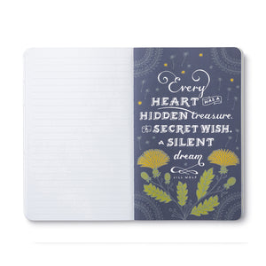Compendium Write Now Journal - Expect The Most Wonderful Things to Happen