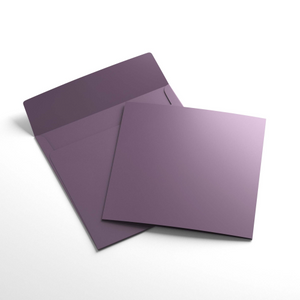 Cardpack (150 x 150mm) Envelope - Wine | Paperpoint | Paperpoint Stationery South Melbourne