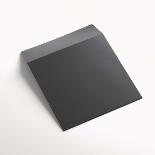 150mm Square Envelope - Kaskad Raven Black | Kaskad | Paperpoint Stationery South Melbourne