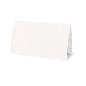 Place Cards (Pack of 25) - Freelife Felt White | Paperpoint | Paperpoint Stationery South Melbourne