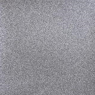 A4 (210 x 297mm) Glitter Paper - Adhesive-backed, Slate